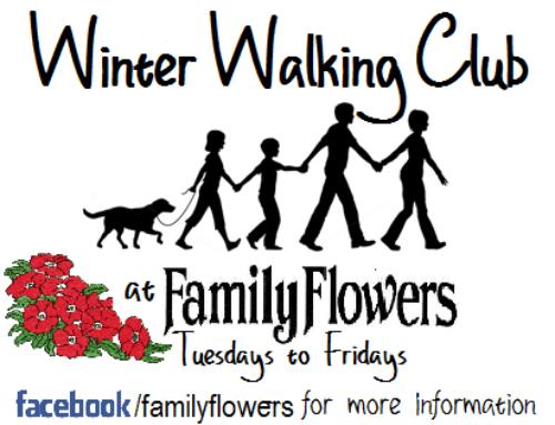 Winter Walking Club
